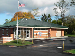 New Police Department Building