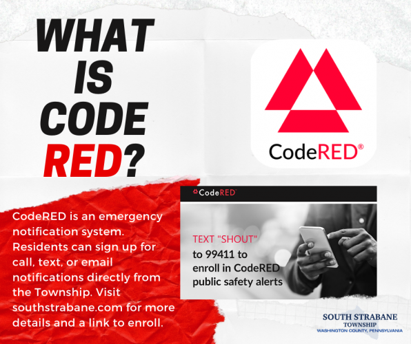 CodeRED Infographic